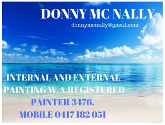 Donny Mcnally