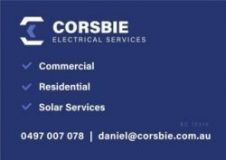Corsbie Electrical